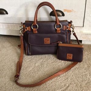Dooney & Bourke purse and coin purse